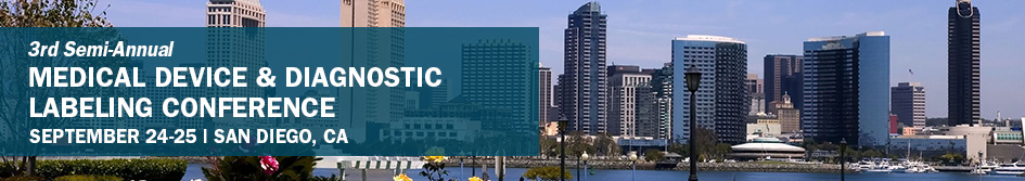 3rd Semi-Annual Medical Device & Diagnostic Labeling Conference